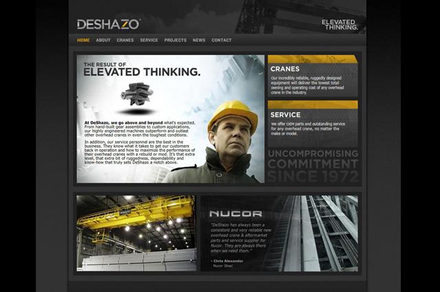 Deshazo Crane