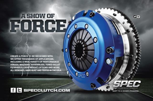 SPEC Clutch
